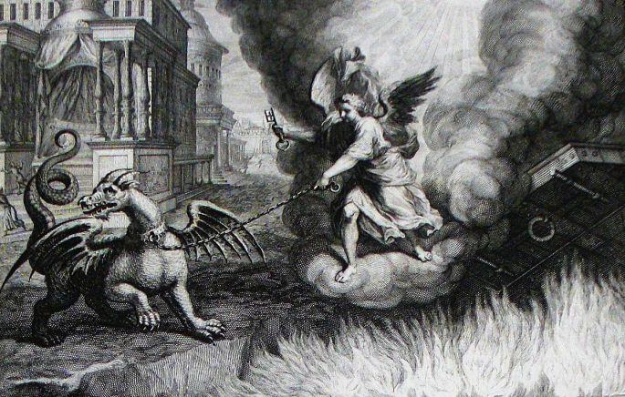 binding of satan
